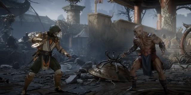 Mortal Kombat 11 - Baraka Bez Dokusu
