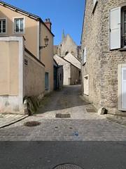 Vue depuis le Presbytère Notre-Dame, 18 Rue Evezard, 91150 Étampes (France) - Photo of La Forêt-Sainte-Croix