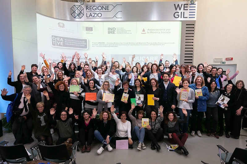 """Seminario """"Identità e alterità"""" (Progetto Creative) - Roma 27/28 marzo"""