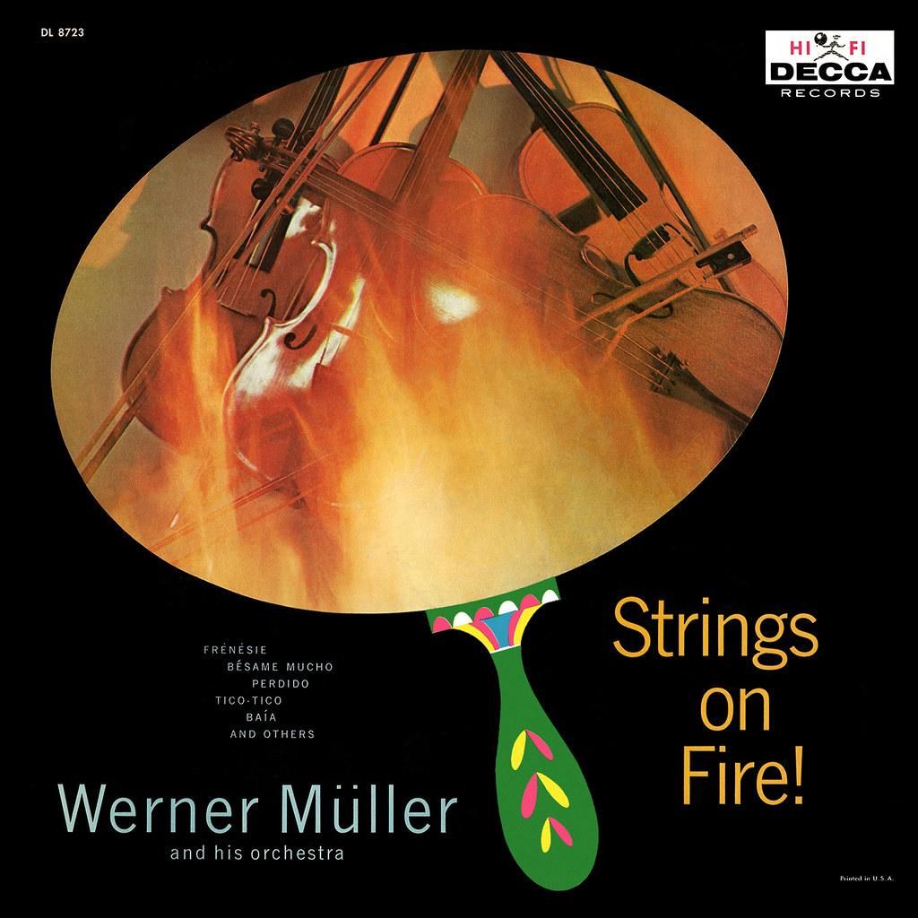 Werner Müller - Strings on Fire