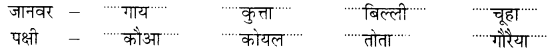 NCERT Solutions for Class 2 Hindi Chapter 12 बस के नीचे बाघ 2