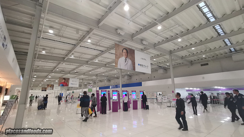 kansai lcct domestic airport