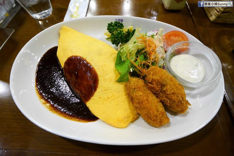 東京上野車站美食|洋食や 三代目 たいめいけん
