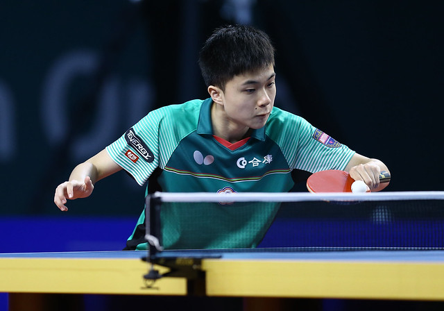 Day 3 - Seamaster 2019 ITTF Challenge Plus, Oman Open