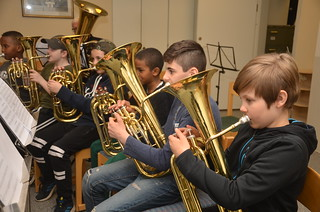 Baryton i Framåt Brassband 1