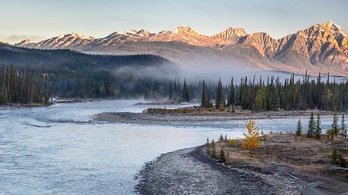 Athabasca Morning