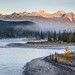 Athabasca Morning by Kirk Lougheed