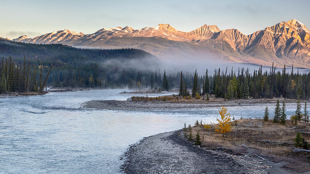Athabasca Morning