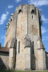 L'église Saint-Martial de Rudelle