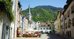 Nejstarší mĕsto Švýcarska