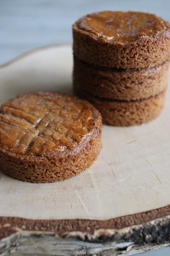 ブルターニュの郷土菓子 パレット・ブルトンヌ