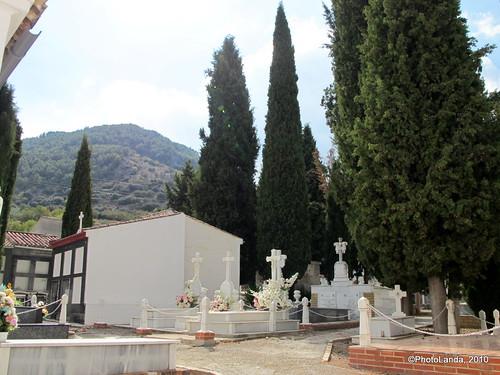 Cementerio de Moclín