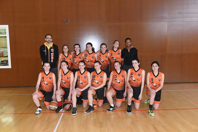 2019.03.23 Infantil femení vs CB Sant Pere