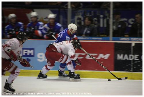 UNIS Flyers vs HYC Herentals