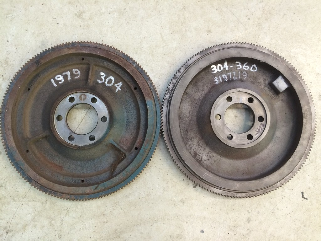 AMC 290-401 Flywheels & Flexplates | Reb's AMC and Jeep Hideout
