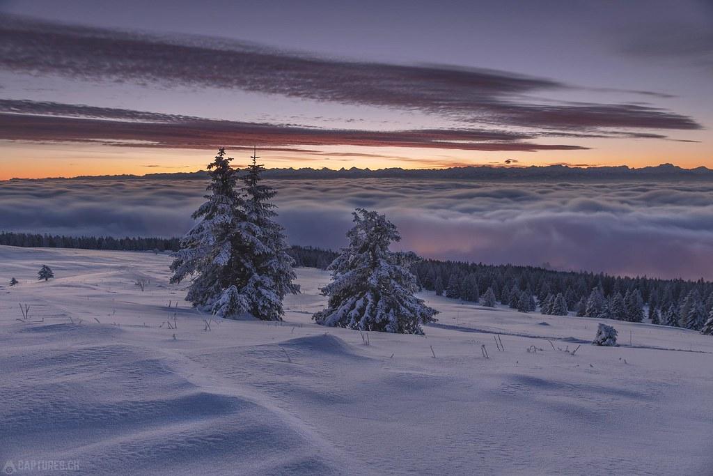 Alps - Le Chasseron