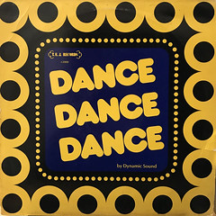 DYNAMIC SOUND:DANCE DANCE DANCE(JACKET A)