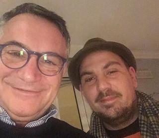 Vito Scisci e Nicola Teofilo