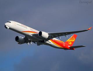 B-304Z Airbus A350 Hainan