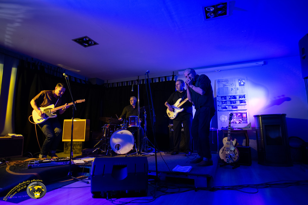 Travelin ' Blue Kings - Blues in De Ploeg