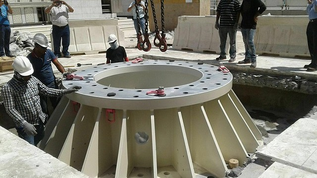 2573 12 Interesting Facts about the World's Largest Umbrella to be installed in Masjid al Haram 02
