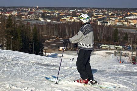 Jižní Finsko: 5 500 výškových centimetrů nedaleko Helsinek