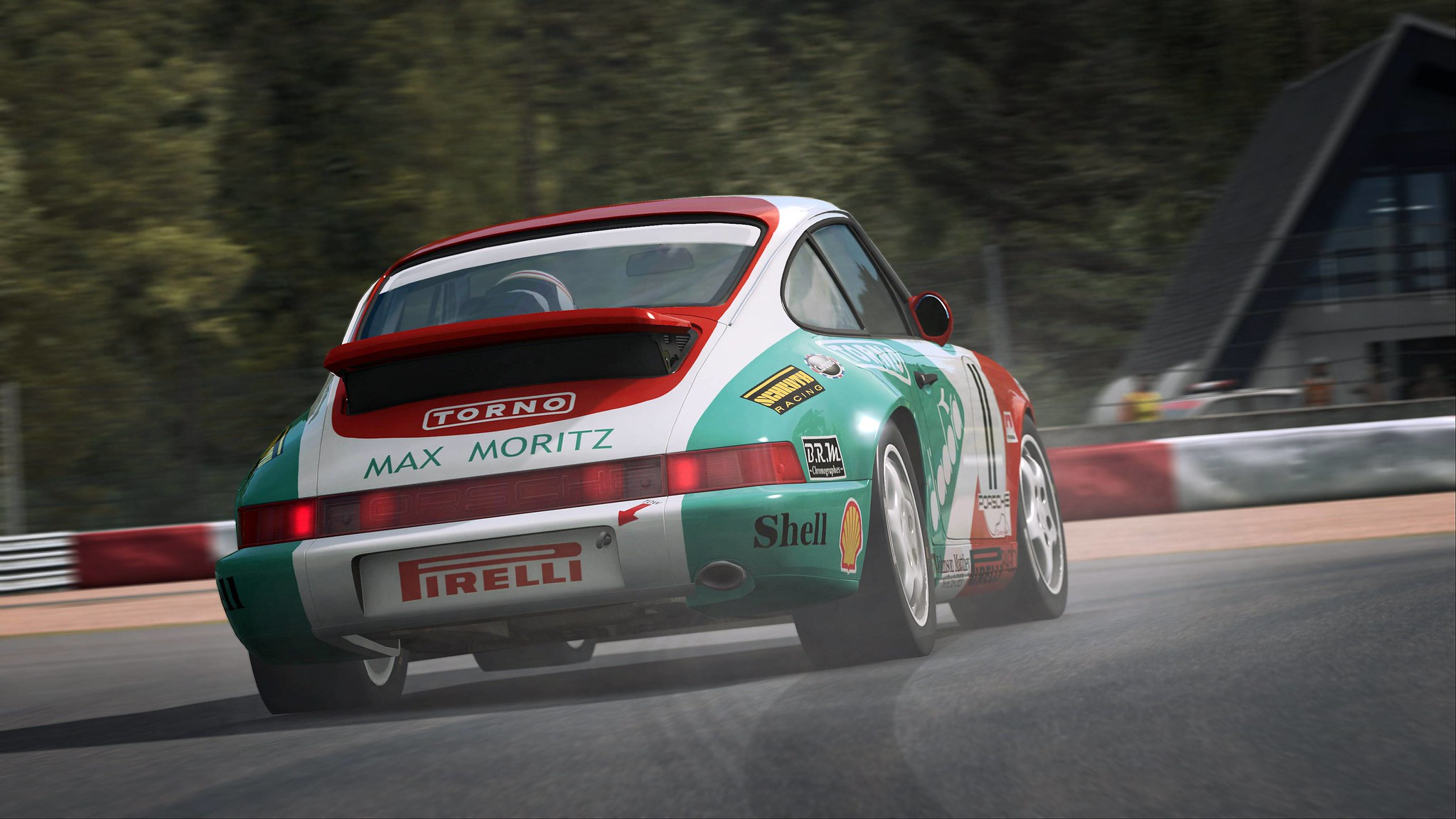 RaceRoom Porsche 911 Carrera Cup 6