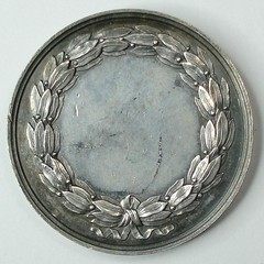 Mystery medal 1 reverse