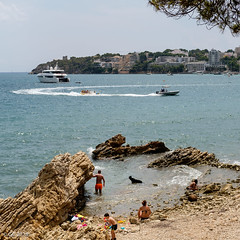 Platja de Porto Novo, Majorca, Spain