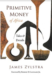 Primitive MOney of Africa book cover