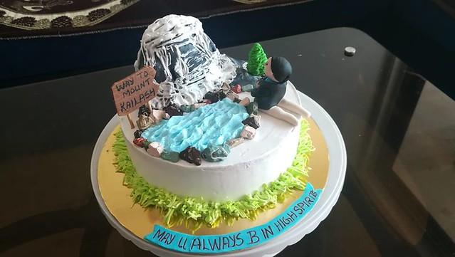 Cake by Sejal Maru