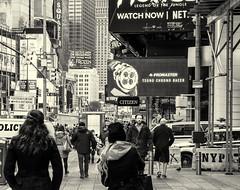 Pedestrian Flow Zone Mono