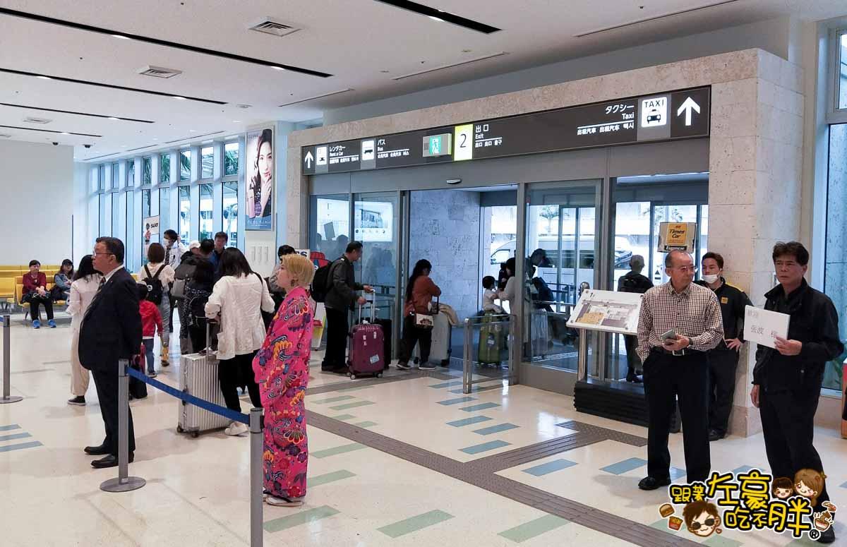 沖繩國際機場新航廈-38