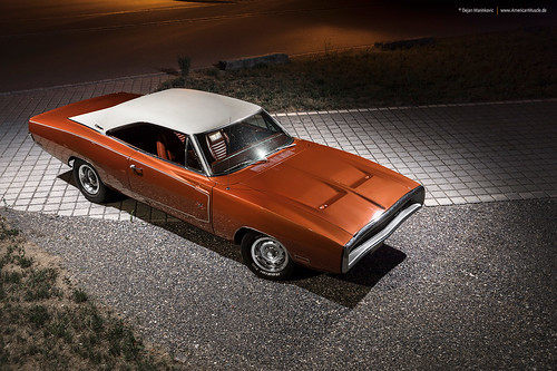 1970 Dodge Charger R/T - Shot 3