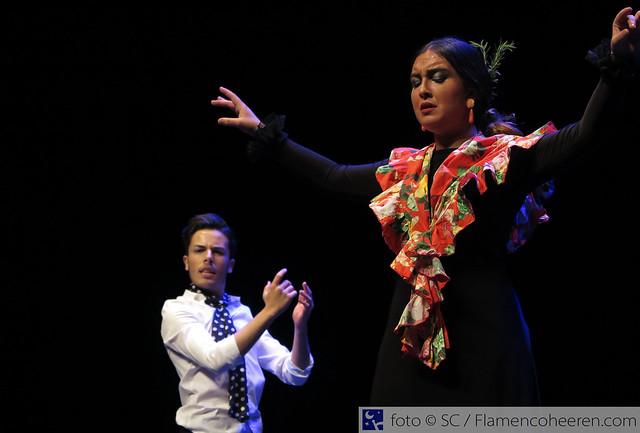 Gala Solidaria Jóvenes Flamencos 2019 Fundación Cristina Heeren