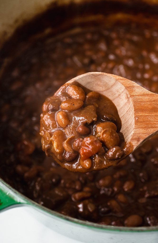 Chili Con Carne with Black and Pinto Beans