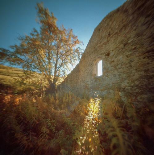 Ruins, Ardez