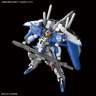 色彩、造型大翻新!MG 1/100《鋼彈前哨戰》Ex-S鋼彈/S鋼彈(Ex-Sガンダム/Sガンダム) Ver. 1.5