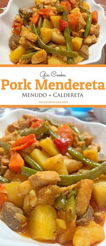 Pork Mendereta