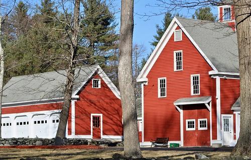 estate outbuildings