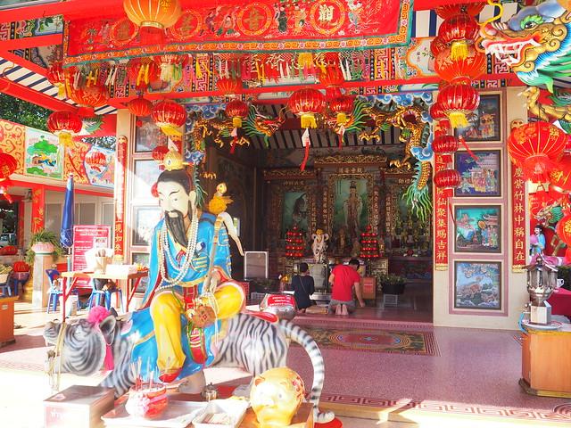 P1020529 Wat Saman Rattanaram(ワット・サマーン・ラッタナーラーム) ピンクガネーシャ バンコク Bangkok ひめごと