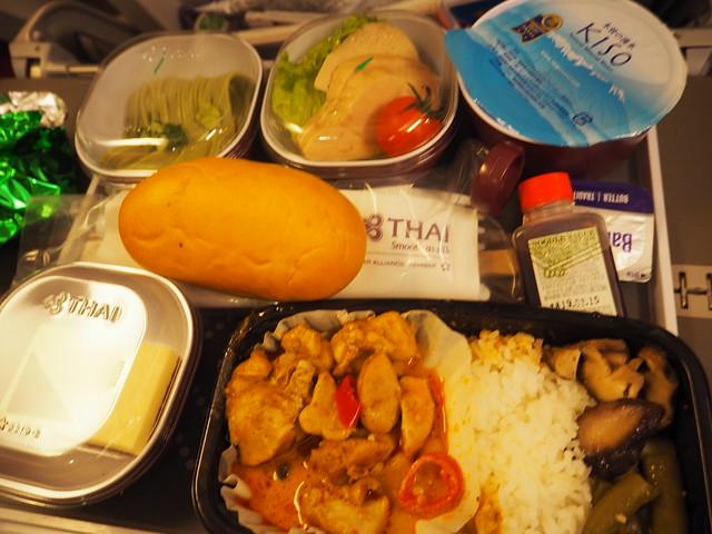 PC310204 タイ国際航空 バンコク タイ 飛行機 ひめごと