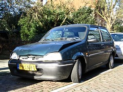 1996 ROVER 114 Si Hatchback
