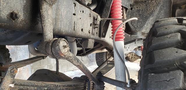 78/79 High Pinion Dana 60 swap into 75 crew cab tech tip help - Ford