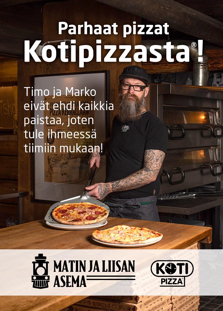 Pizzakokki