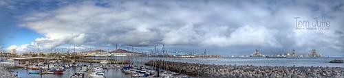 Marina, Las Palmas de Gran Canaria, Spain - 2238