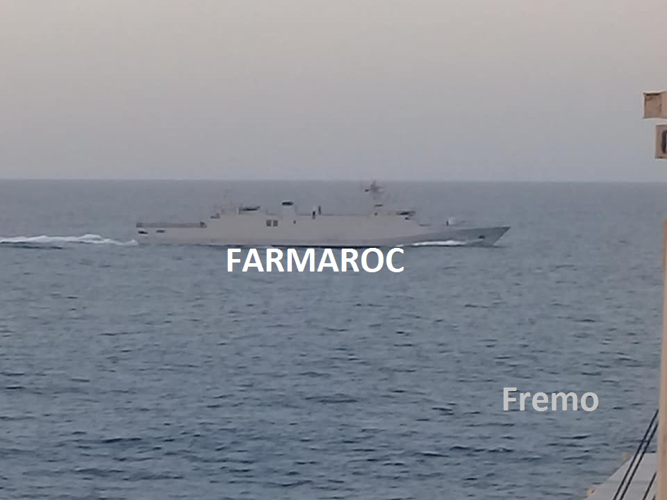 Royal Moroccan Navy Sigma class frigates / Frégates marocaines multimissions Sigma - Page 25 47187565062_f26890423a_o
