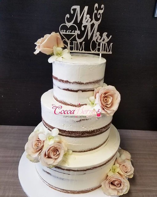 Cake by Cocoa Berry