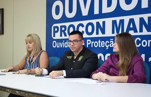 26.03.2019 Procon Manaus divulga empresas mais reclamadas em 2018