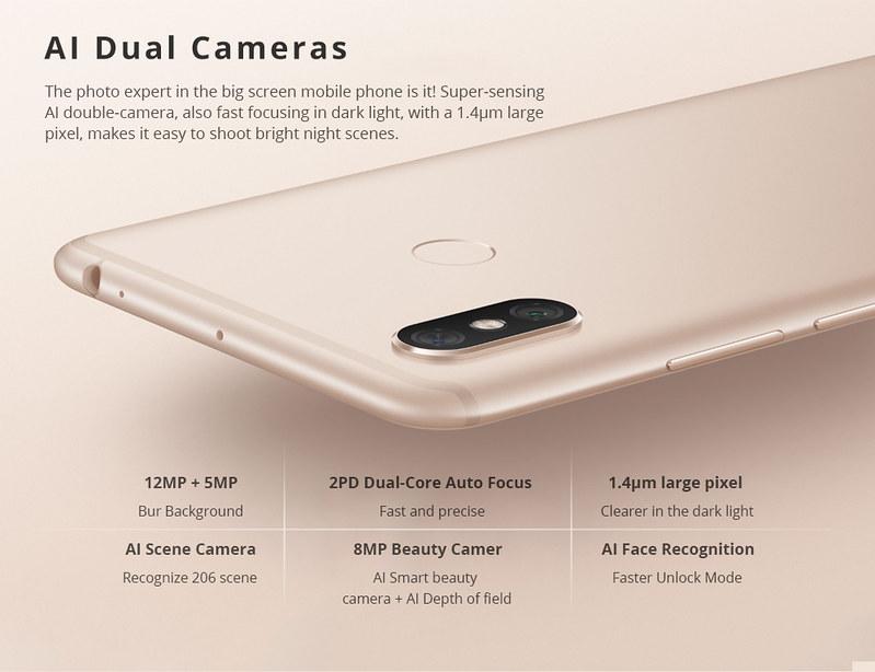 Xiaomi Mi Max 3 特徴 (7)